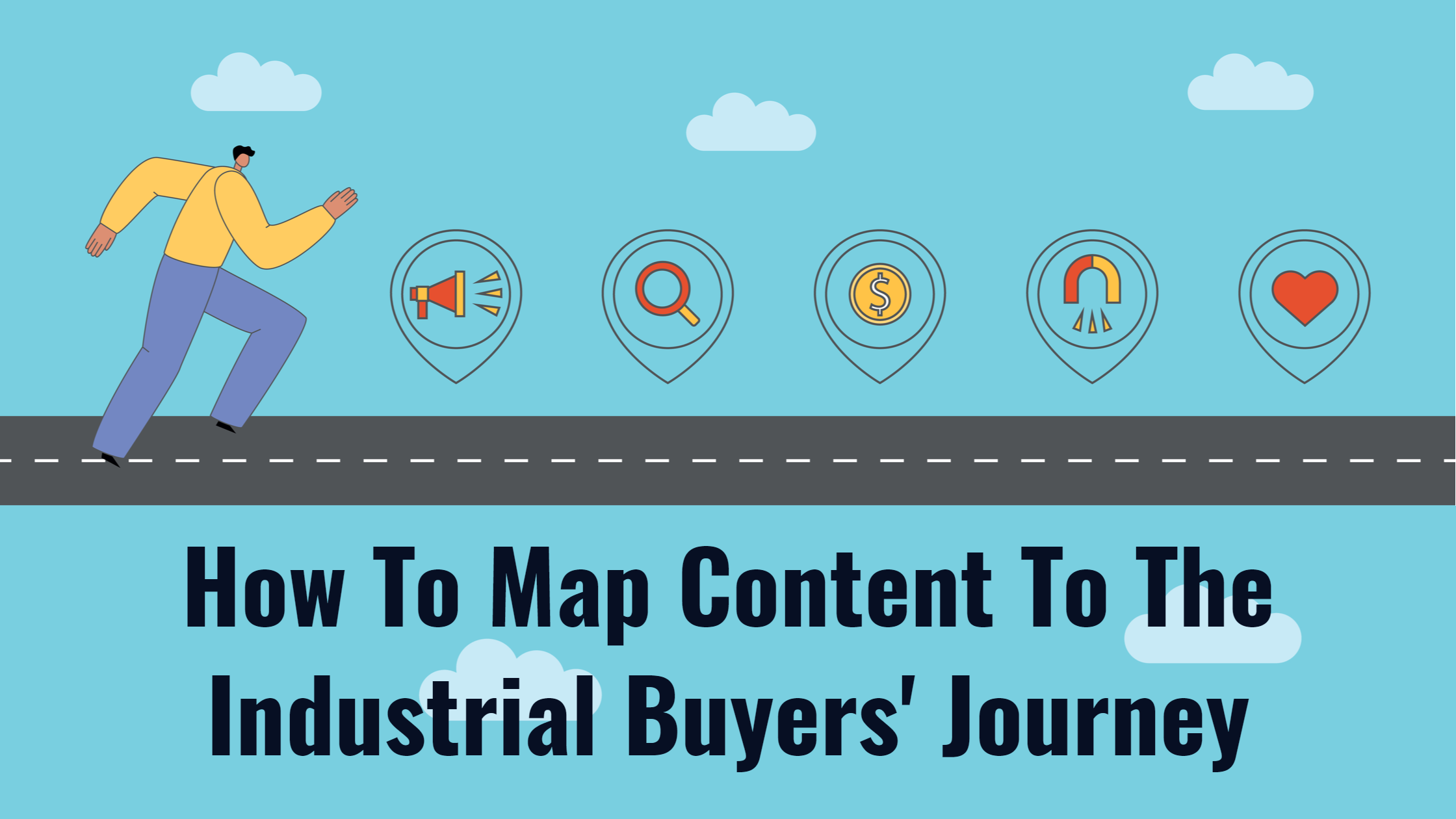 Mapping Content for Industrial Buyers' Journey